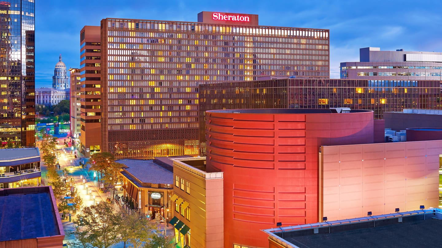 Sheraton Downtown Denver Hotel Denver