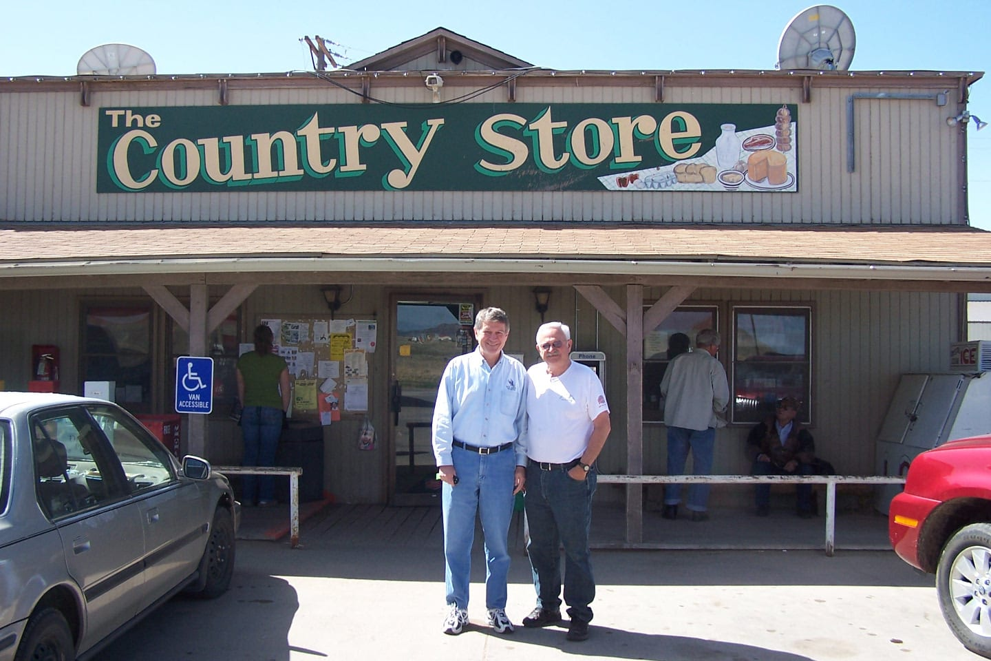 Silver Cliff CO The Country Store Mayor
