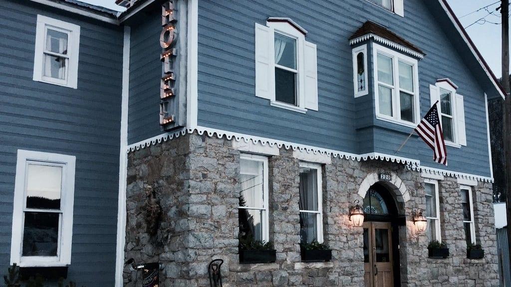 Silverton's Inn of the Rockies at Historic Alma House Silverton