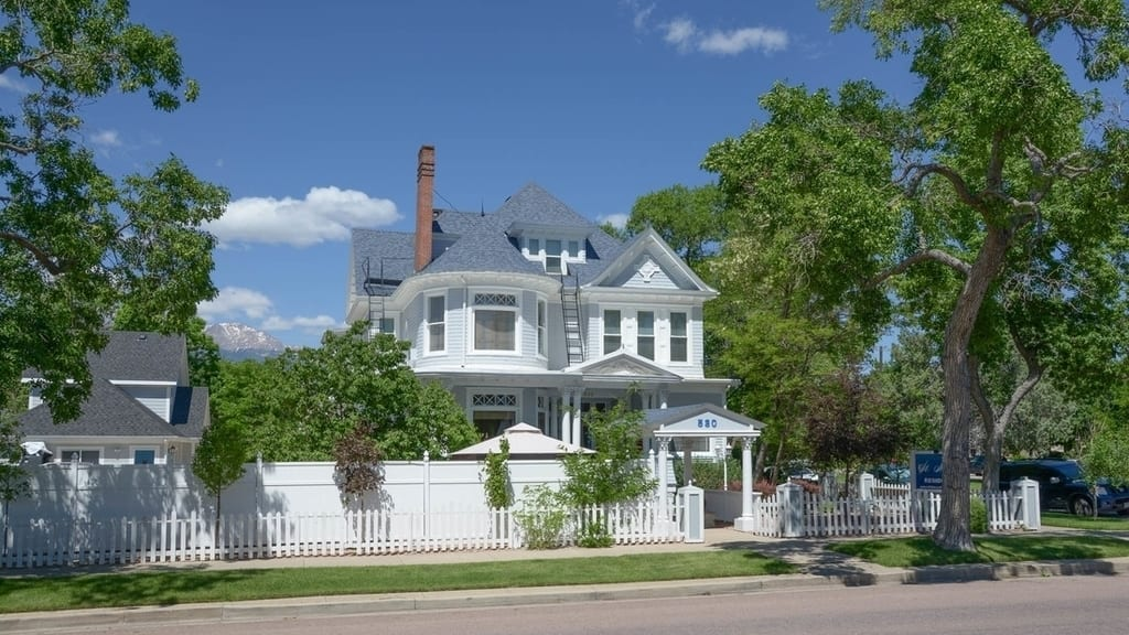 St. Mary's Inn Bed and Breakfast Colorado Springs
