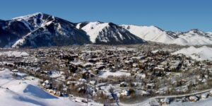 Sun Valley Resort Panorama Winter