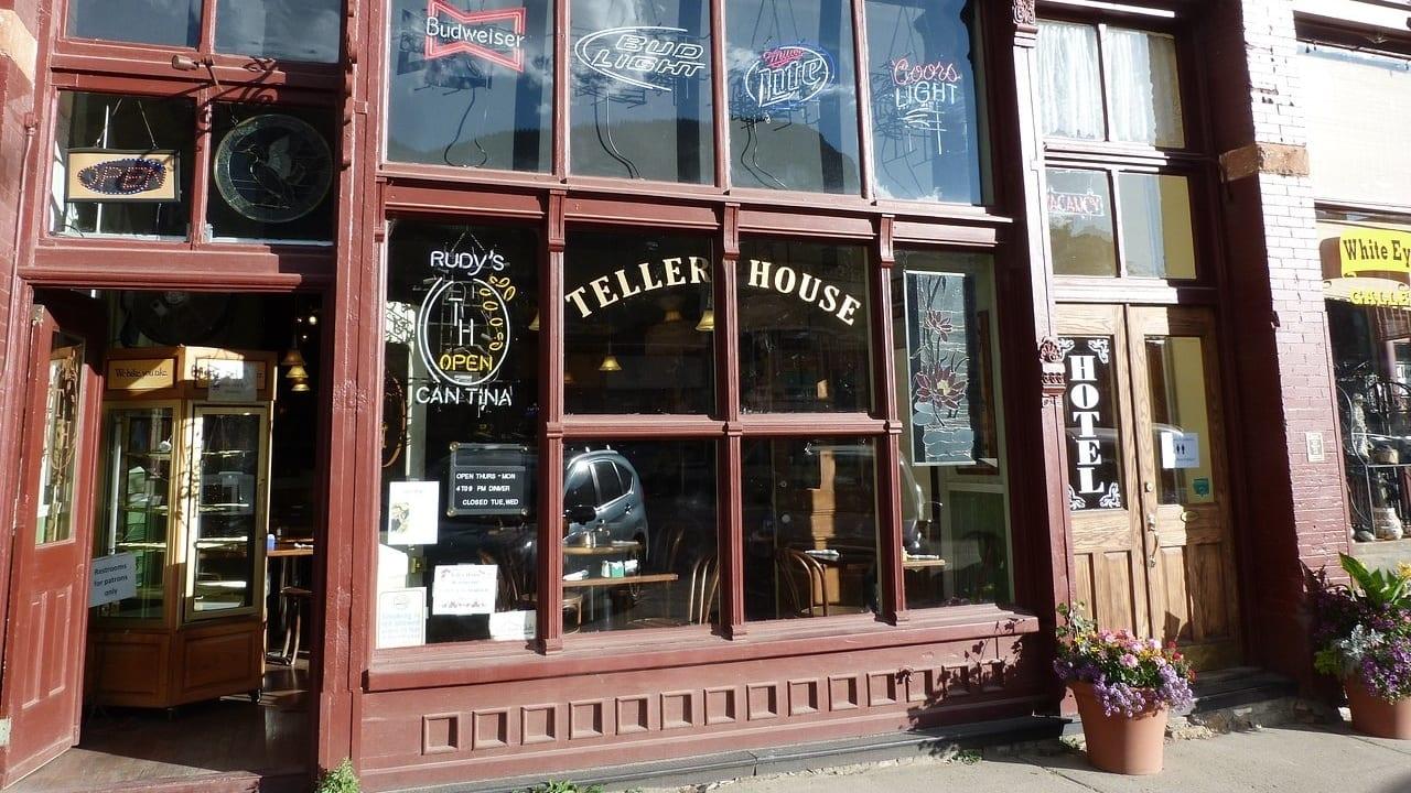 Teller House Hotel Silverton