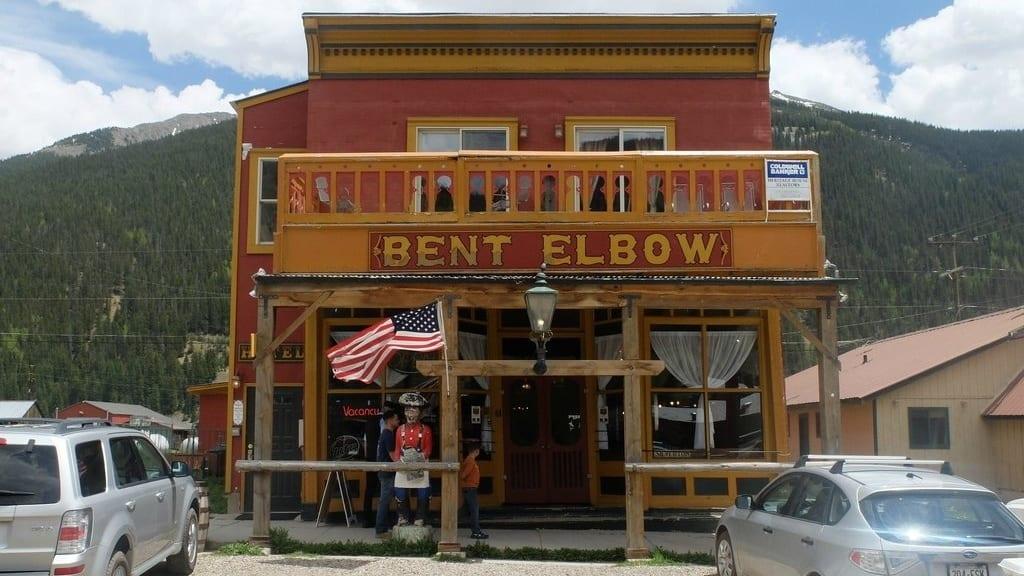 The Bent Elbow Hotel & Restaurant Silverton
