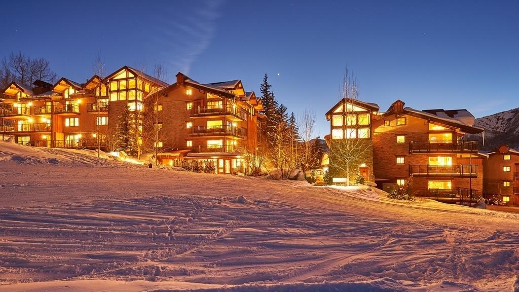 The Crestwood Condominiums Snowmass Village