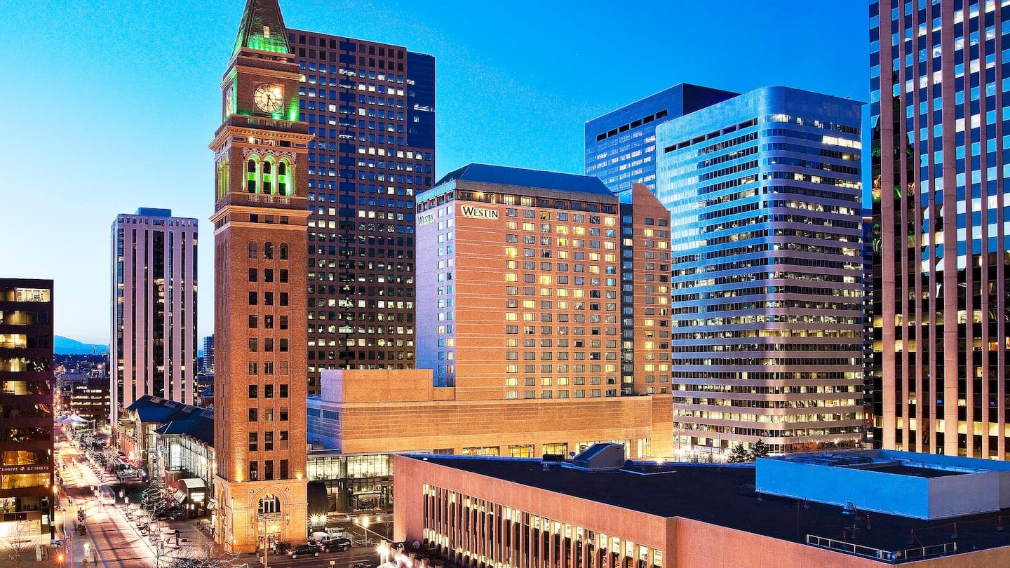 The Westin Downtown Denver