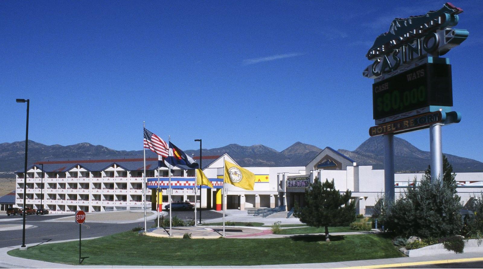 Ute Mountain Casino Hotel Towaoc CO
