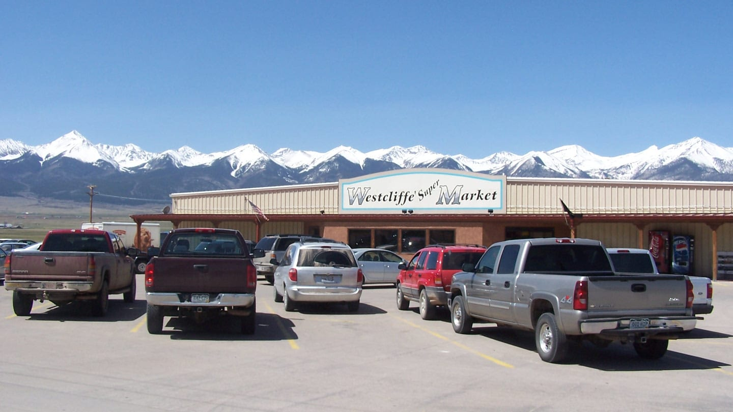 Westcliffe Super Market Colorado