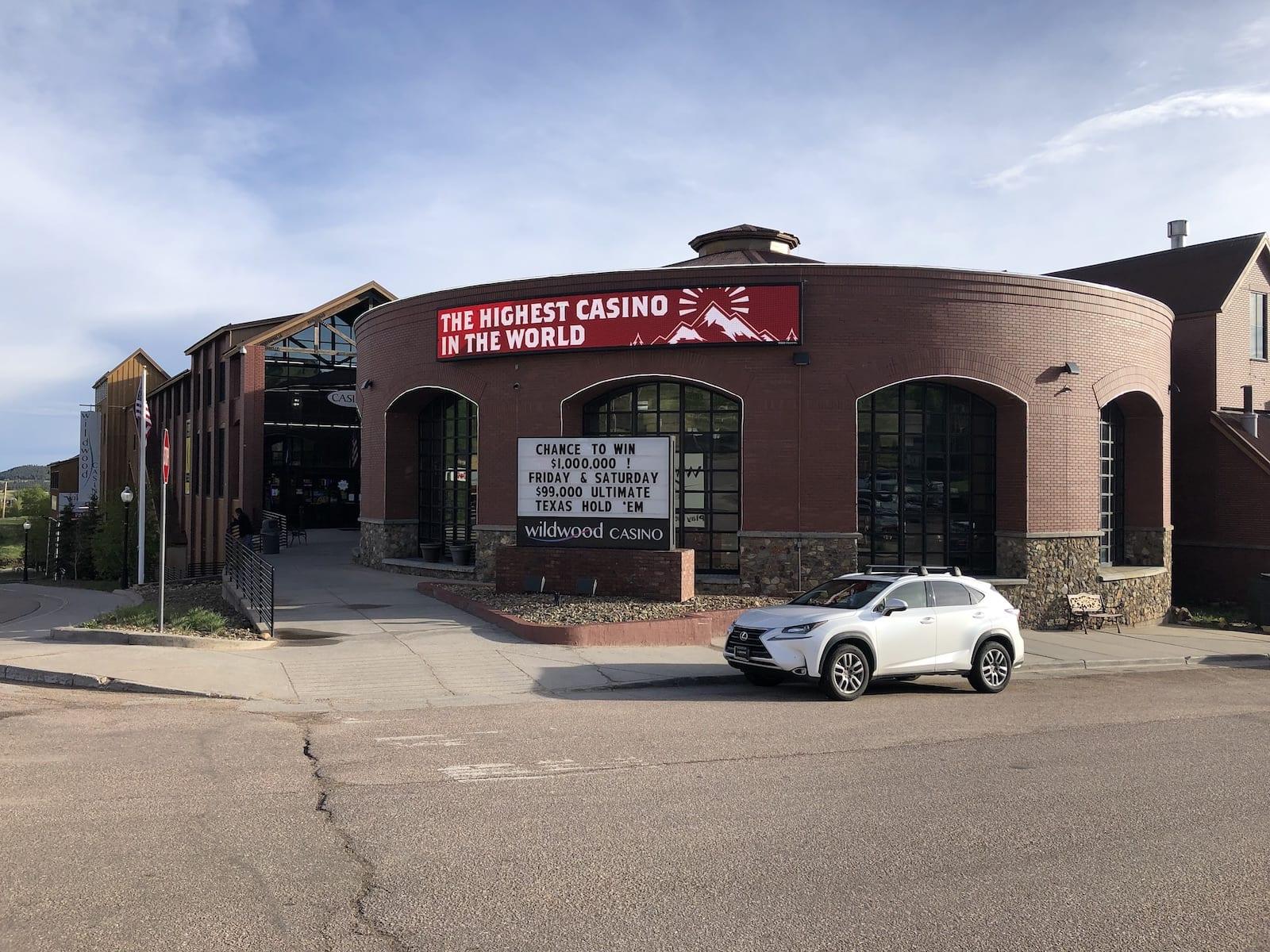 Wildwood Casino Hotel Cripple Creek CO