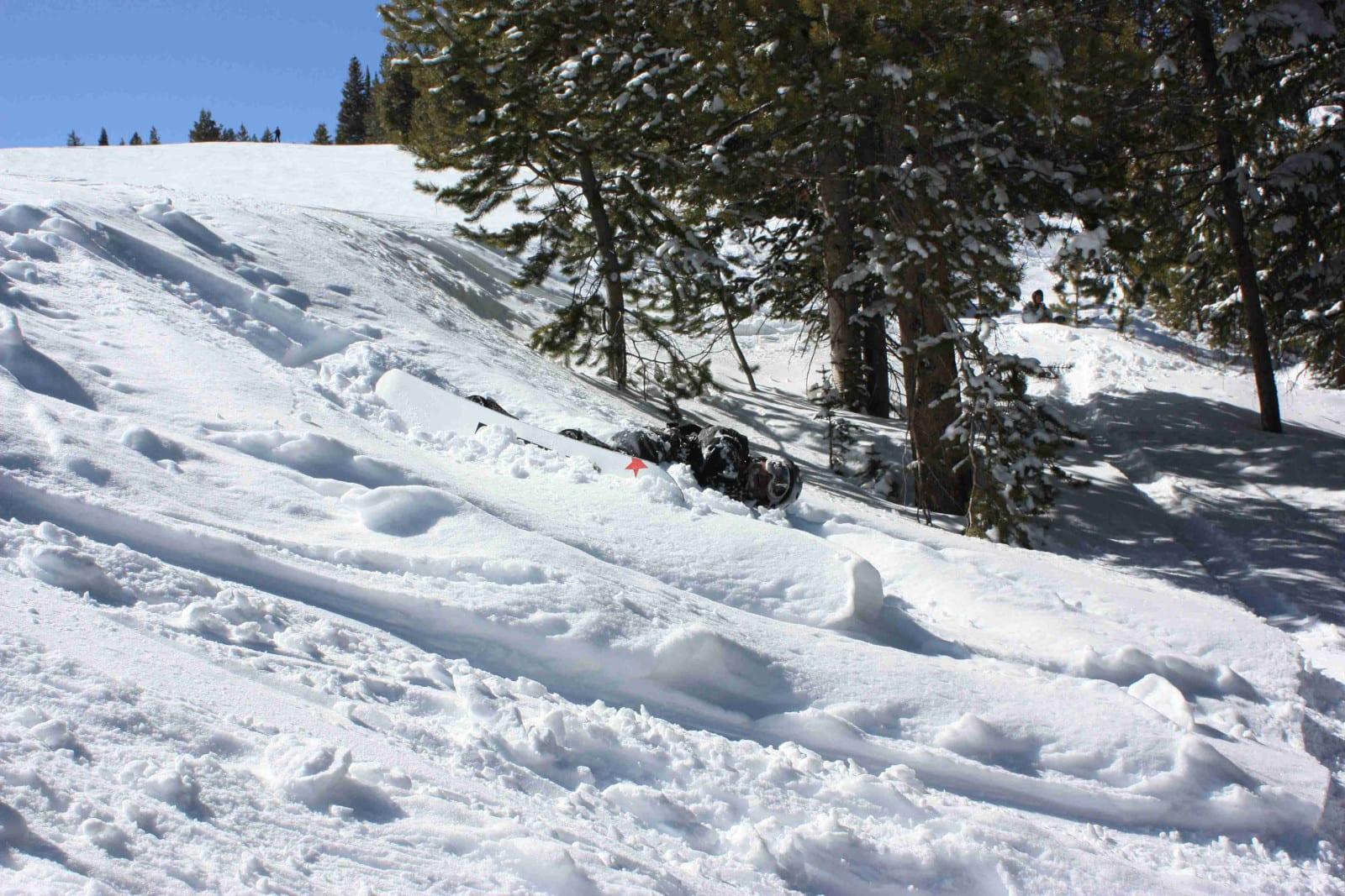 Vail Ski Resort Digger