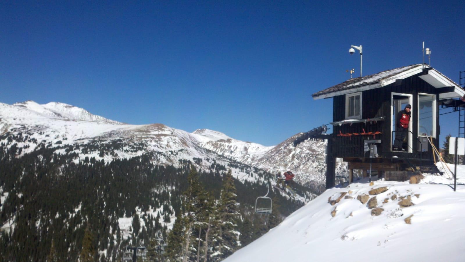 Loveland Ski Area Chairlift