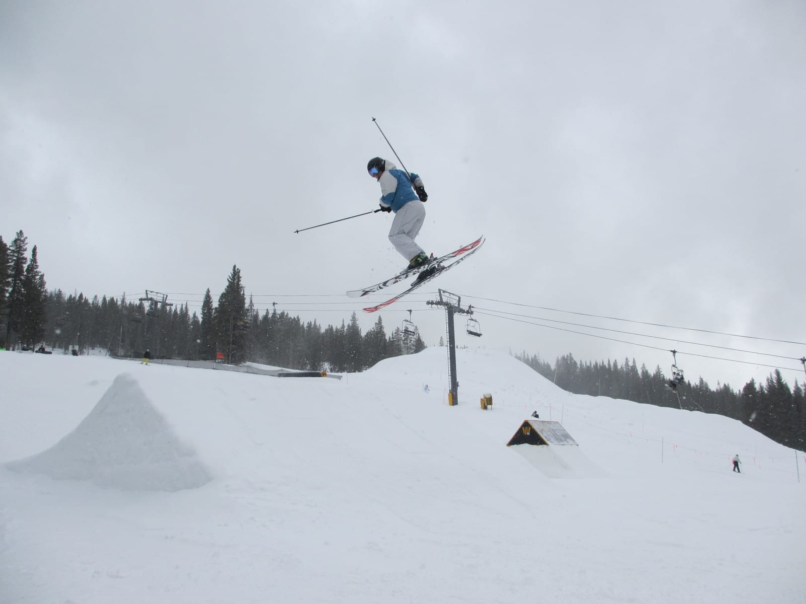 Copper Mountain Terrain Park
