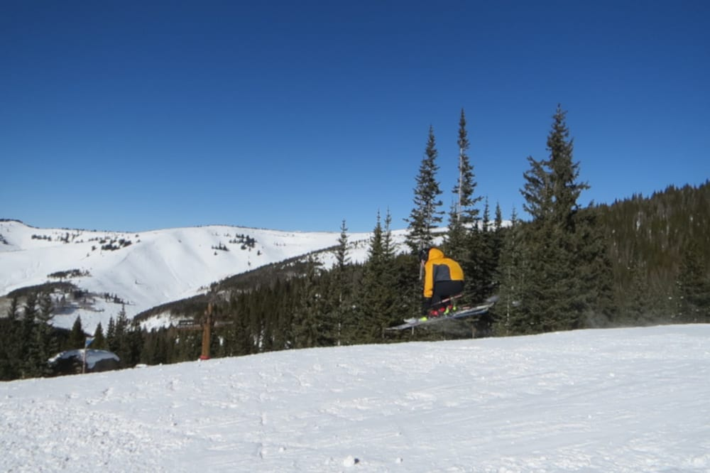 Vail Ski Resort Blue Sky Basin