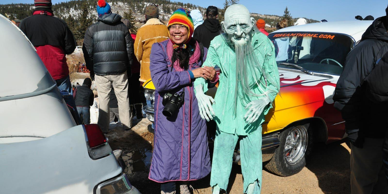 Frozen Dead Guy Days, Colorado