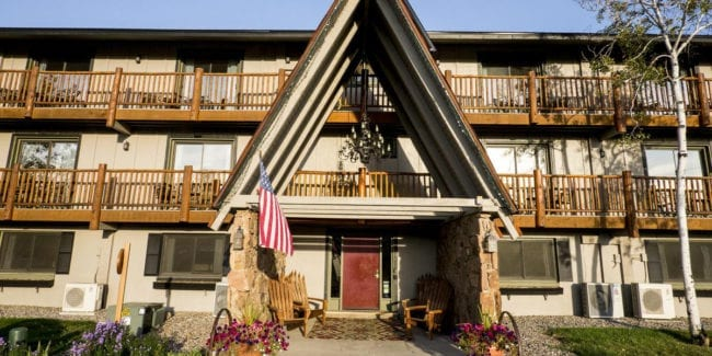The Inn at Steamboat Springs Colorado