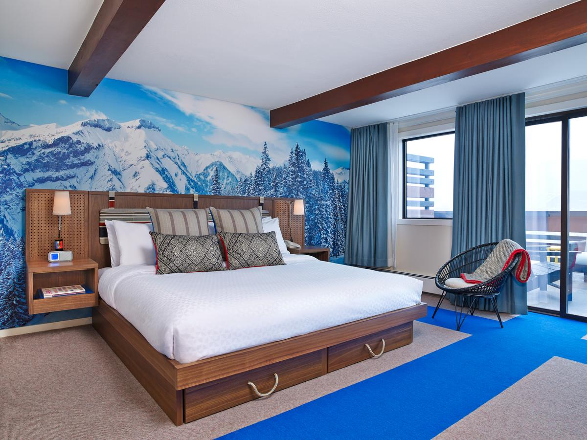 Wildwood Snowmass Hotel Room Snowmass Village CO