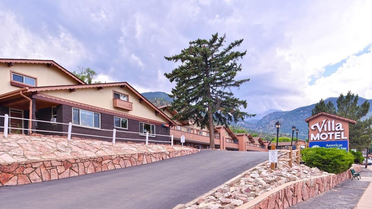 Americas Best Value Inn Villa Motel Manitou Springs