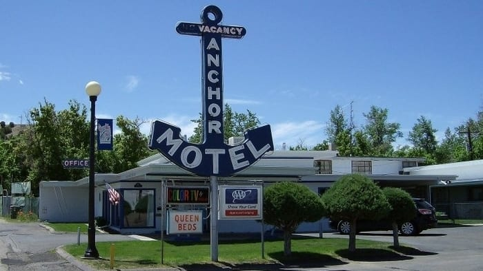 Anchor Motel Walsenburg