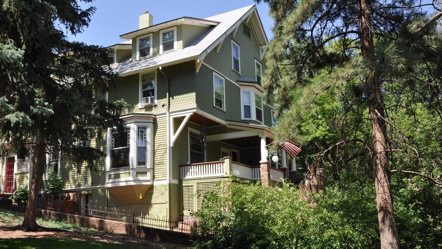 Avenue Hotel Bed and Breakfast Manitou Springs