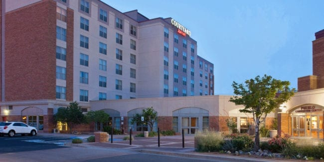 Best Hotels in Pueblo CO Courtyard by Marriott