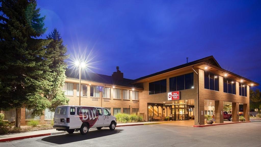 Best Western Plus Plaza Hotel Longmont