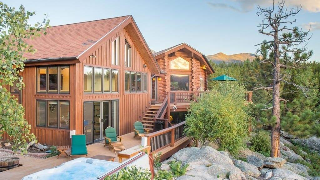 Blue Sky Mountain Ranch Black Hawk