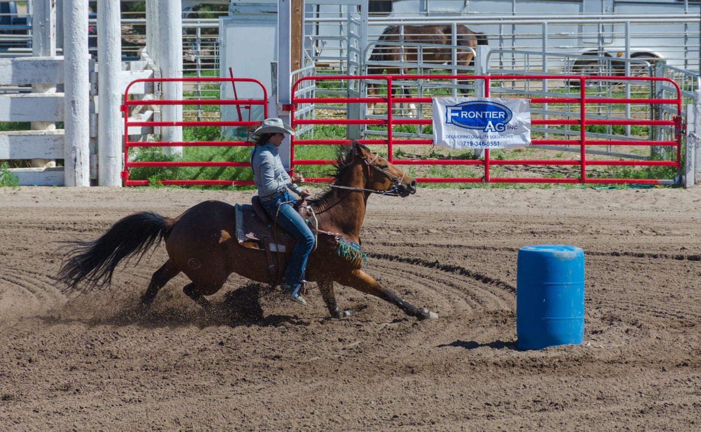Burlington CO Rodeo at Kit Carson County Fairgrounds