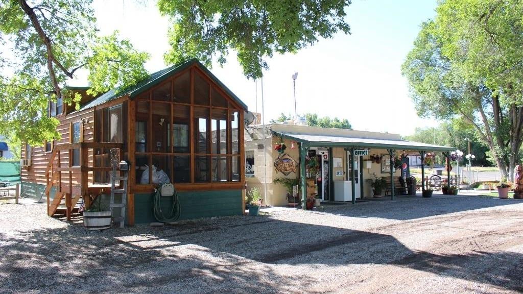Cedar Creek RV Park Montrose
