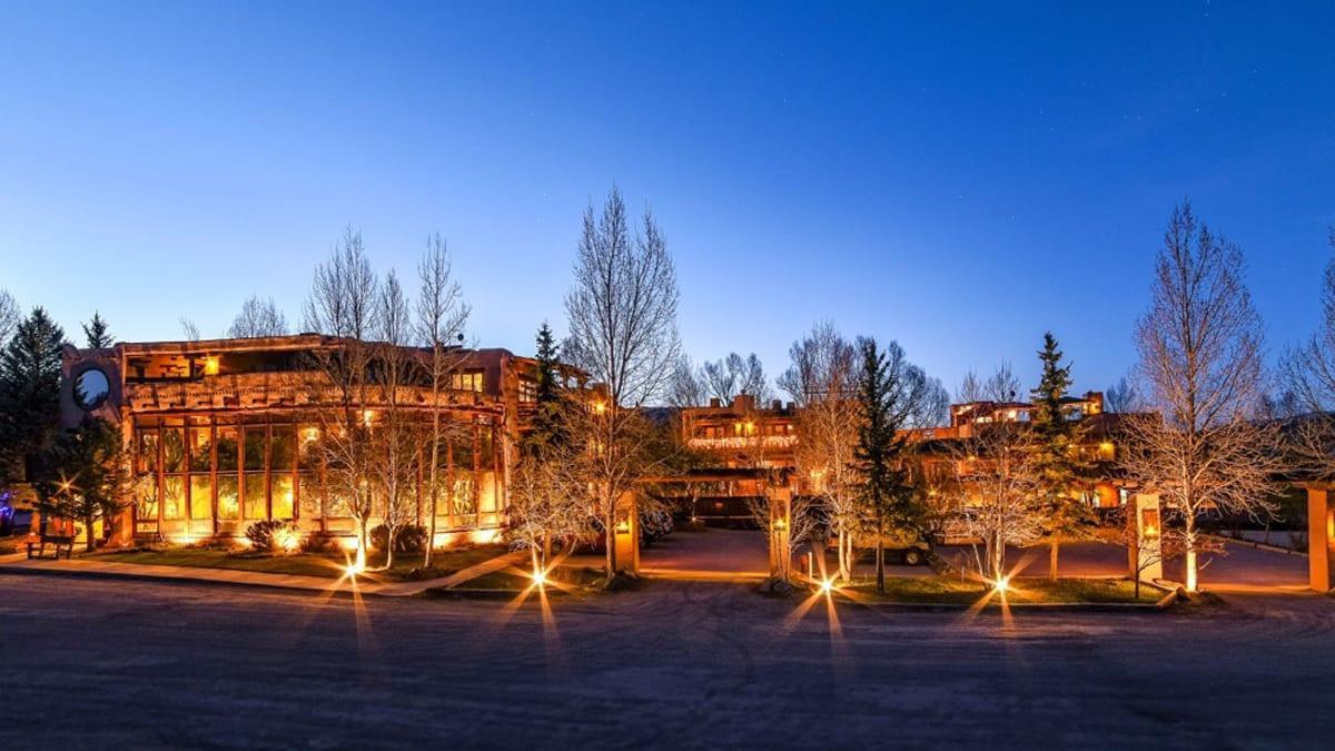 Chipeta Solar Springs Resort & Spa Ridgway