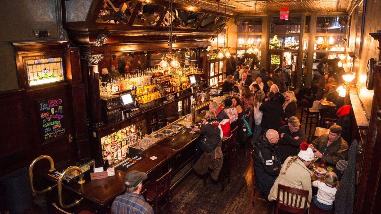 Chop House Restaurant at New Sheridan Bar Telluride