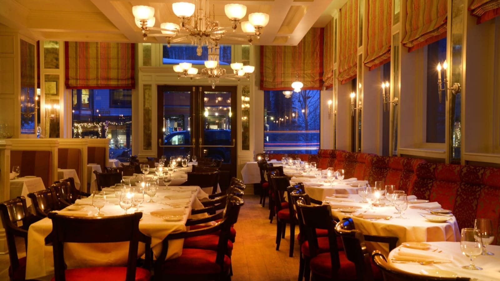 Chop House Restaurant at New Sheridan Telluride Dining Room