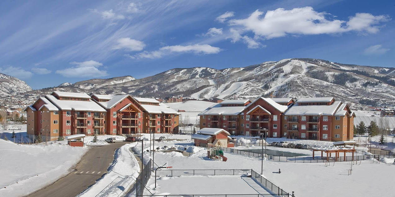 Club Wyndham Vacation Resorts Steamboat Springs Exterior