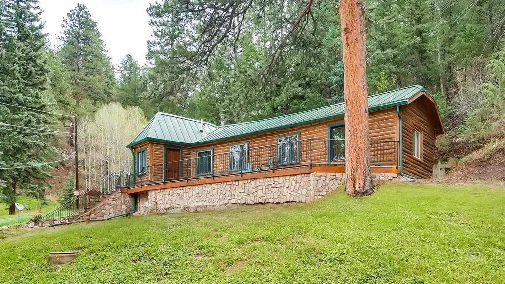 Colorado Bear Creek Cabins Evergreen