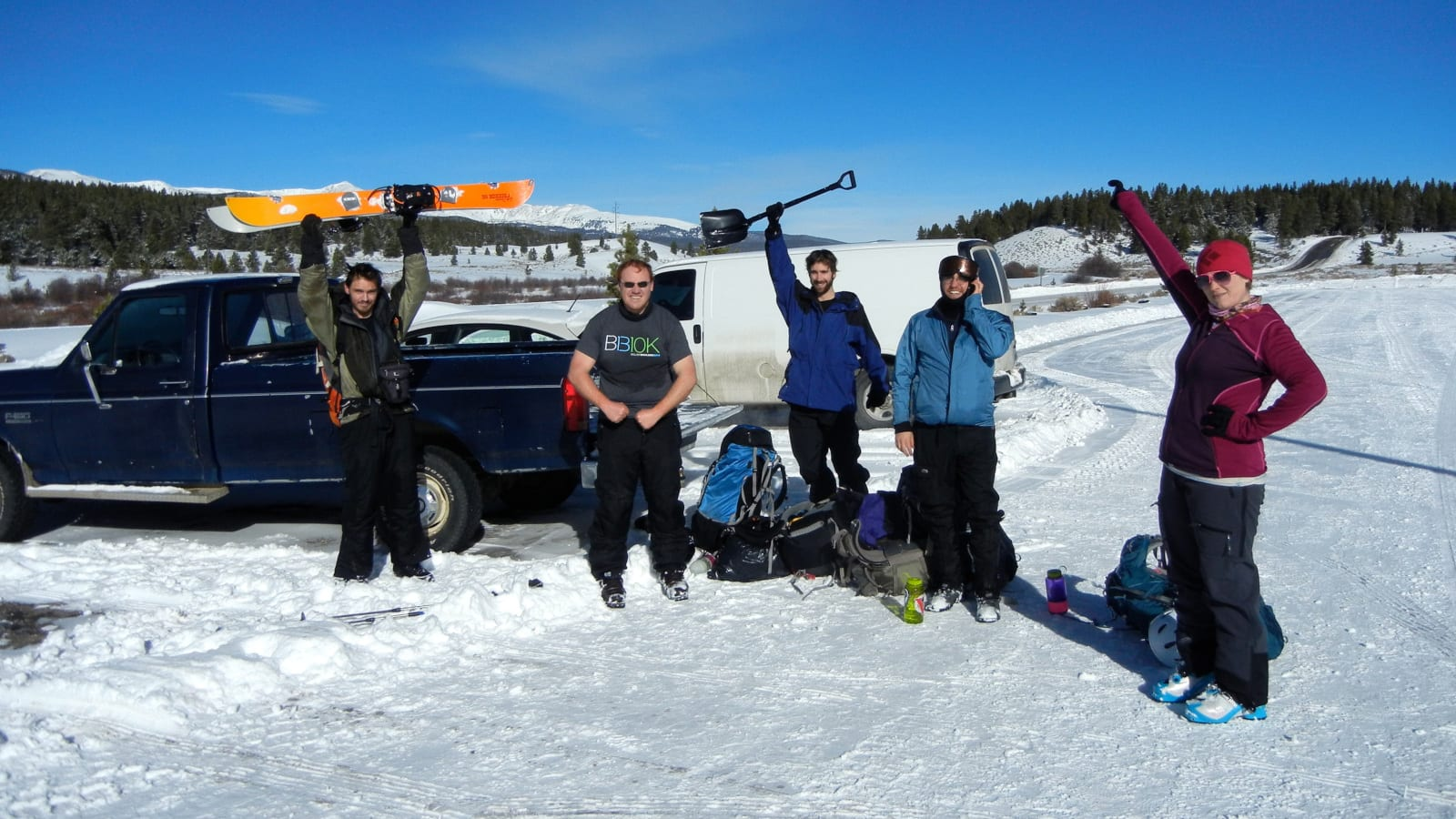 Colorado Hut To Hut Trip Safety Gear