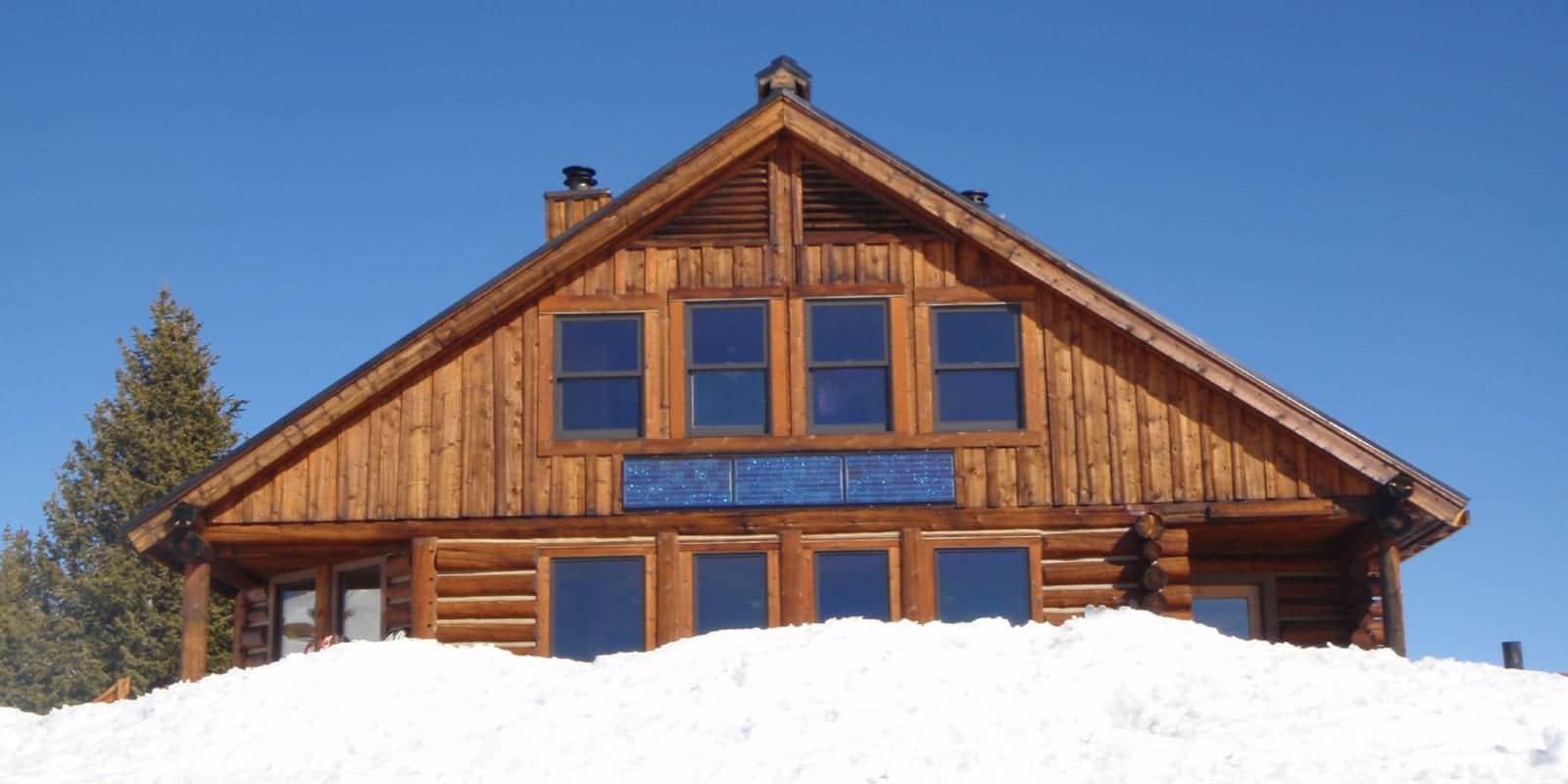 Fowler Hilliard Hut Eagle Colorado