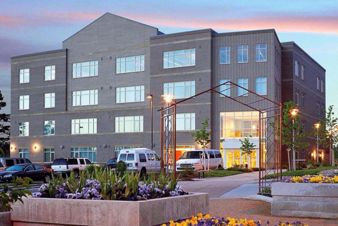 Colorado Sanitarium Craig Hospital Family Housing Englewood