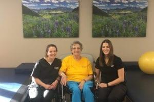 Colorado Sanitarium Vibra Rehabilitation Hospital of Denver Jackie
