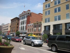 Downtown Colorado Springs Business District