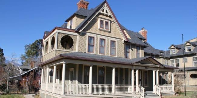 Colorado Springs Home Types Bemis Home Hearthstone Inn