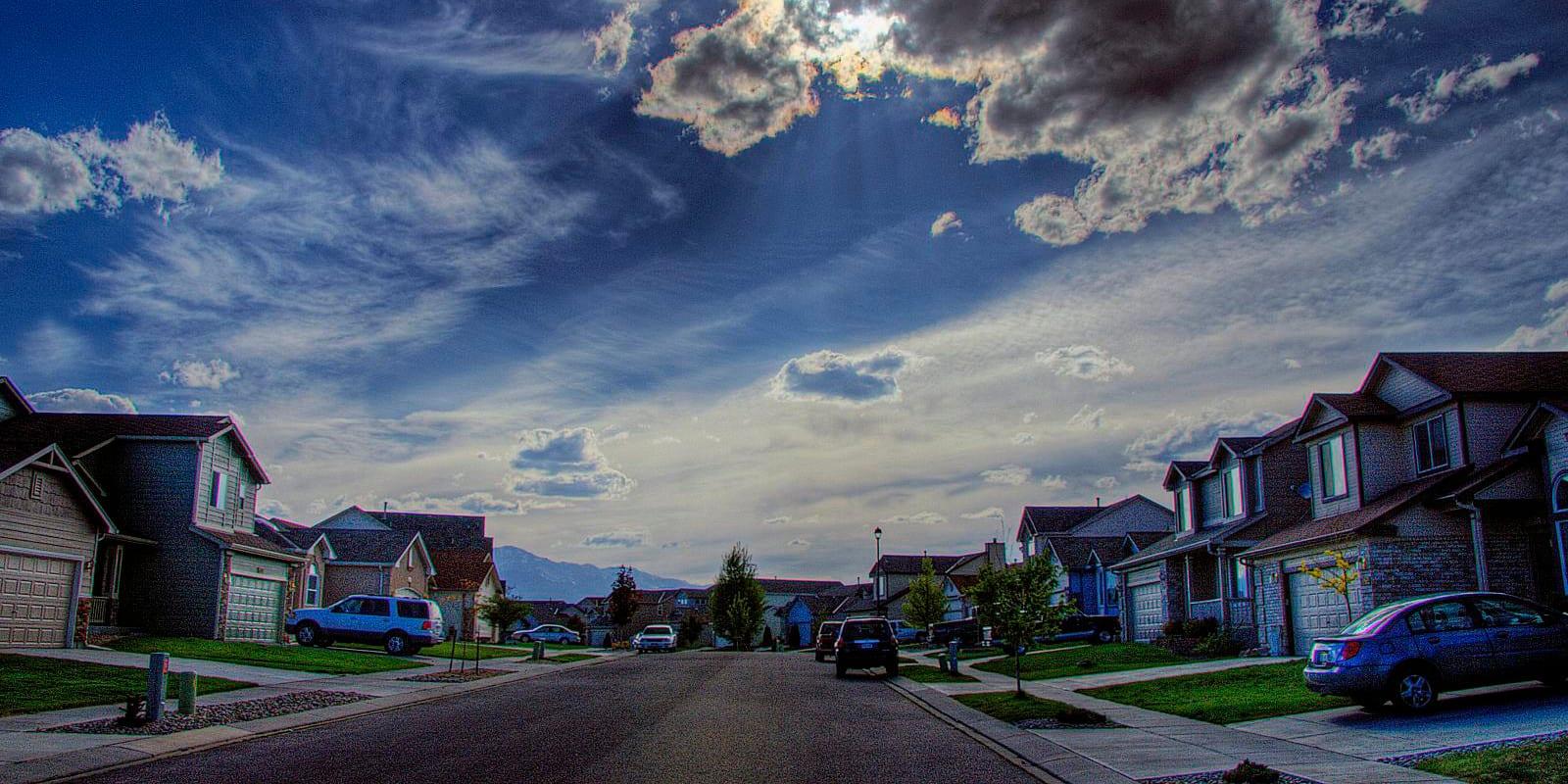 Colorado Springs Home Types Neighborhood Houses