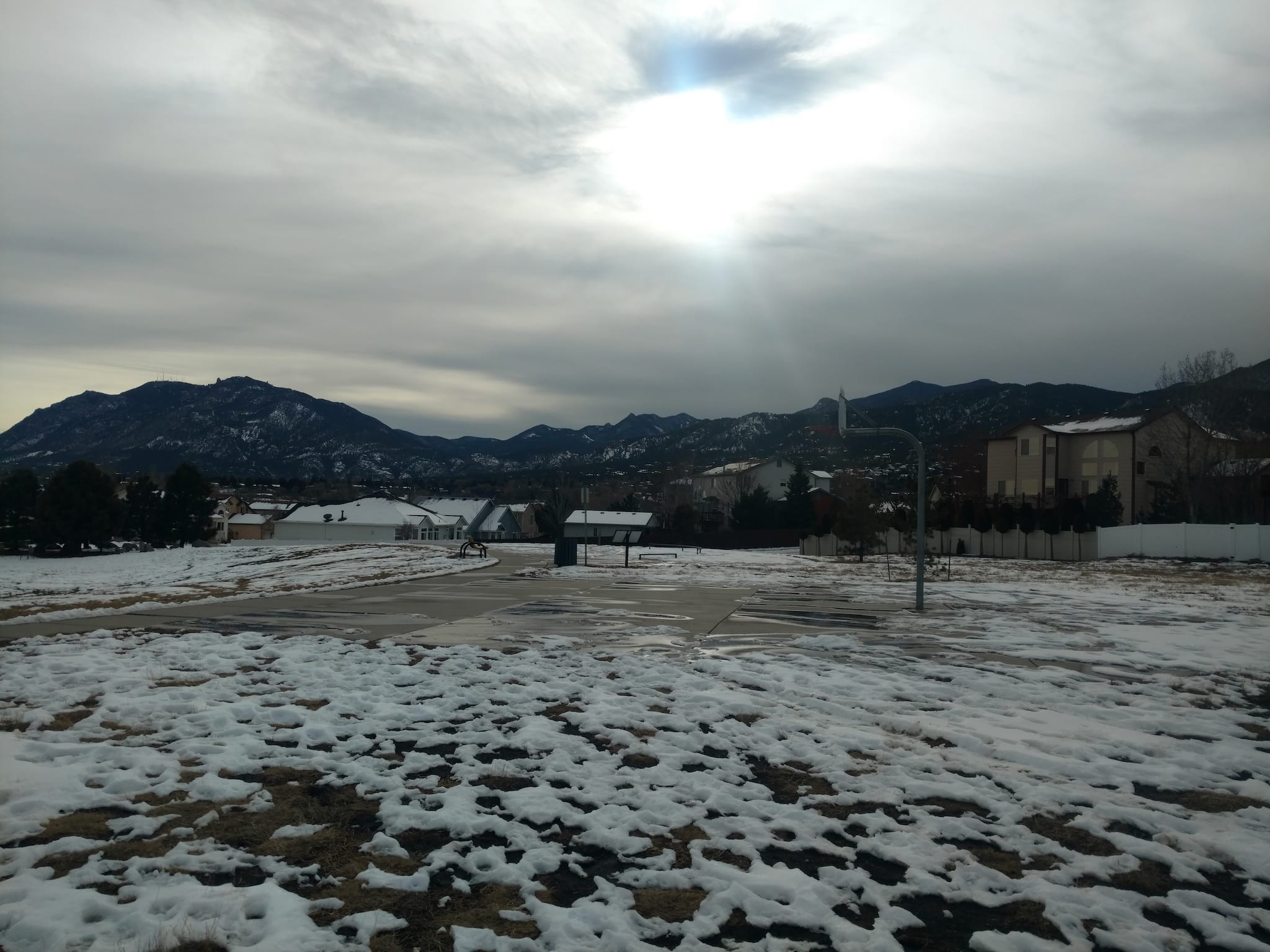 Colorado Springs Neighborhood Cheyenne