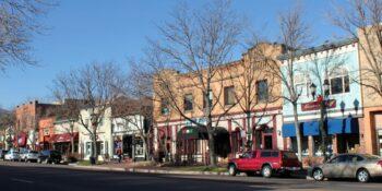 Colorado Springs Neighborhood Old Colorado City Historic District