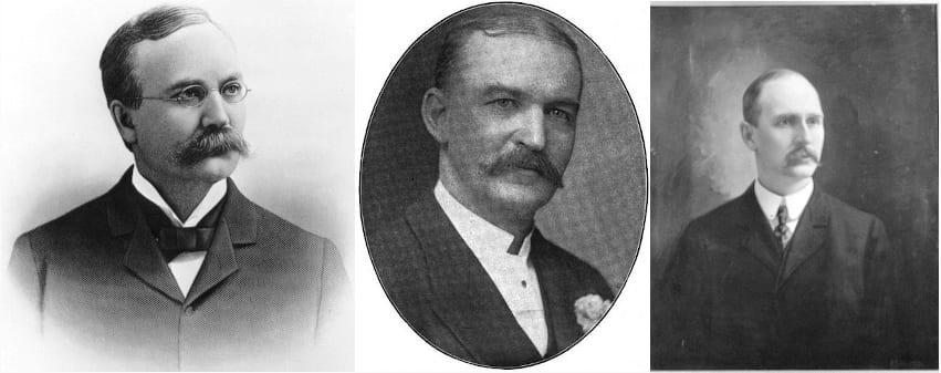 Colorado 3 Governors 1905