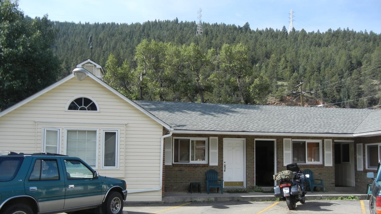 Columbine Inn Idaho Springs