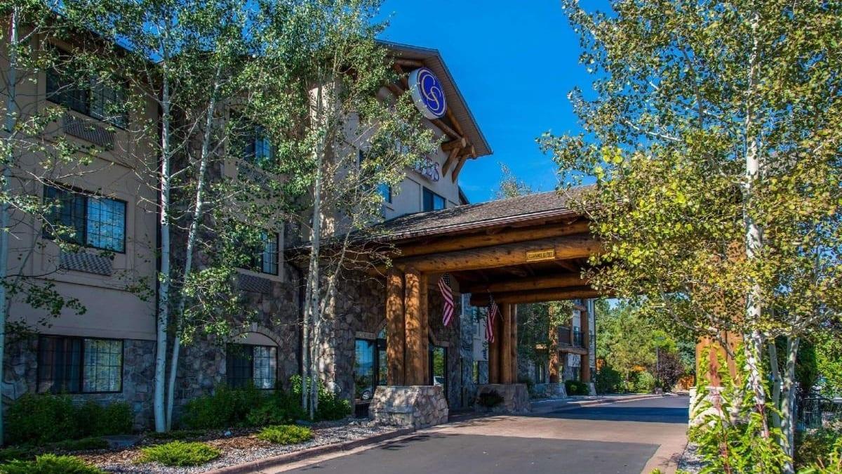 Comfort Suites Golden West on Evergreen Parkway Evergreen