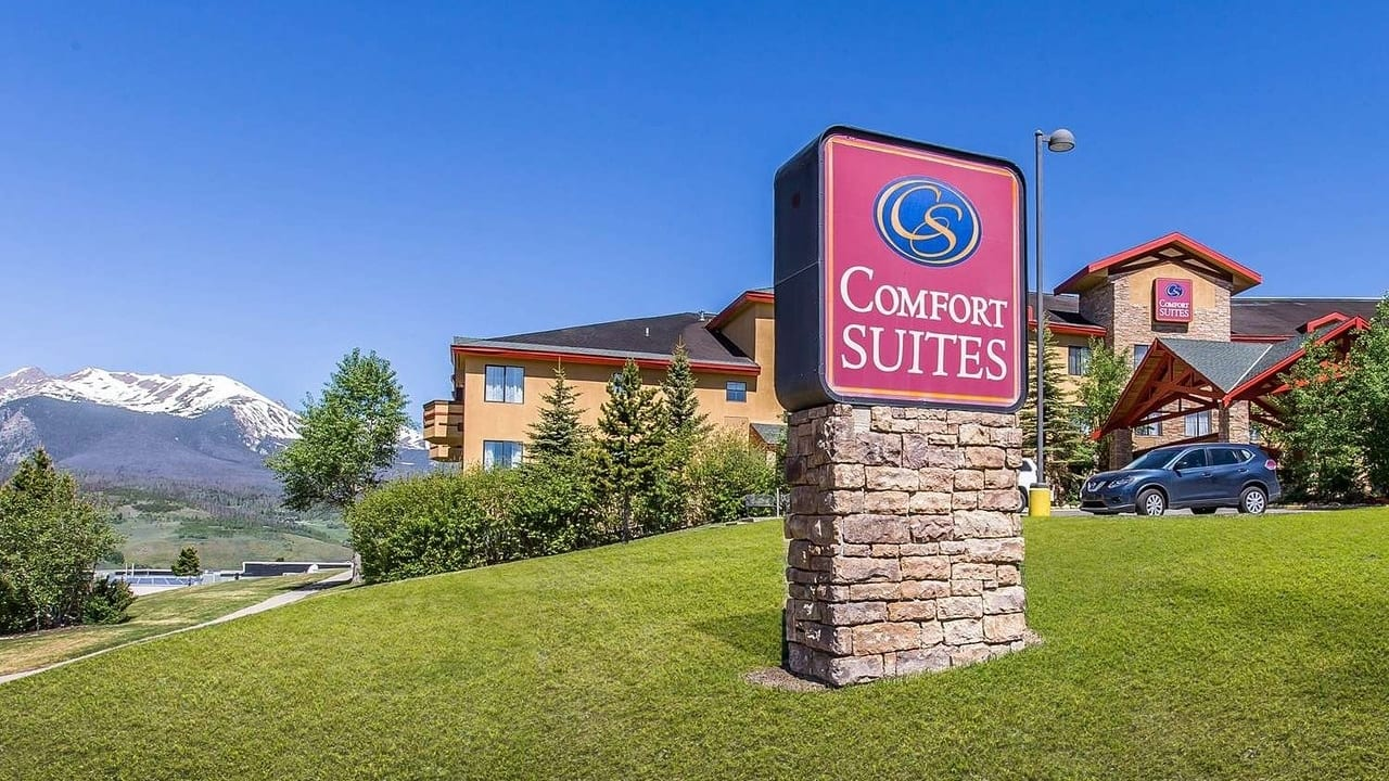 Comfort Suites Summit County Dillon
