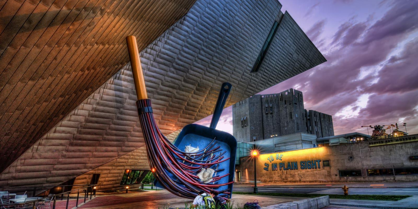 Best Culture Attractions Denver Art Museum Sculptures