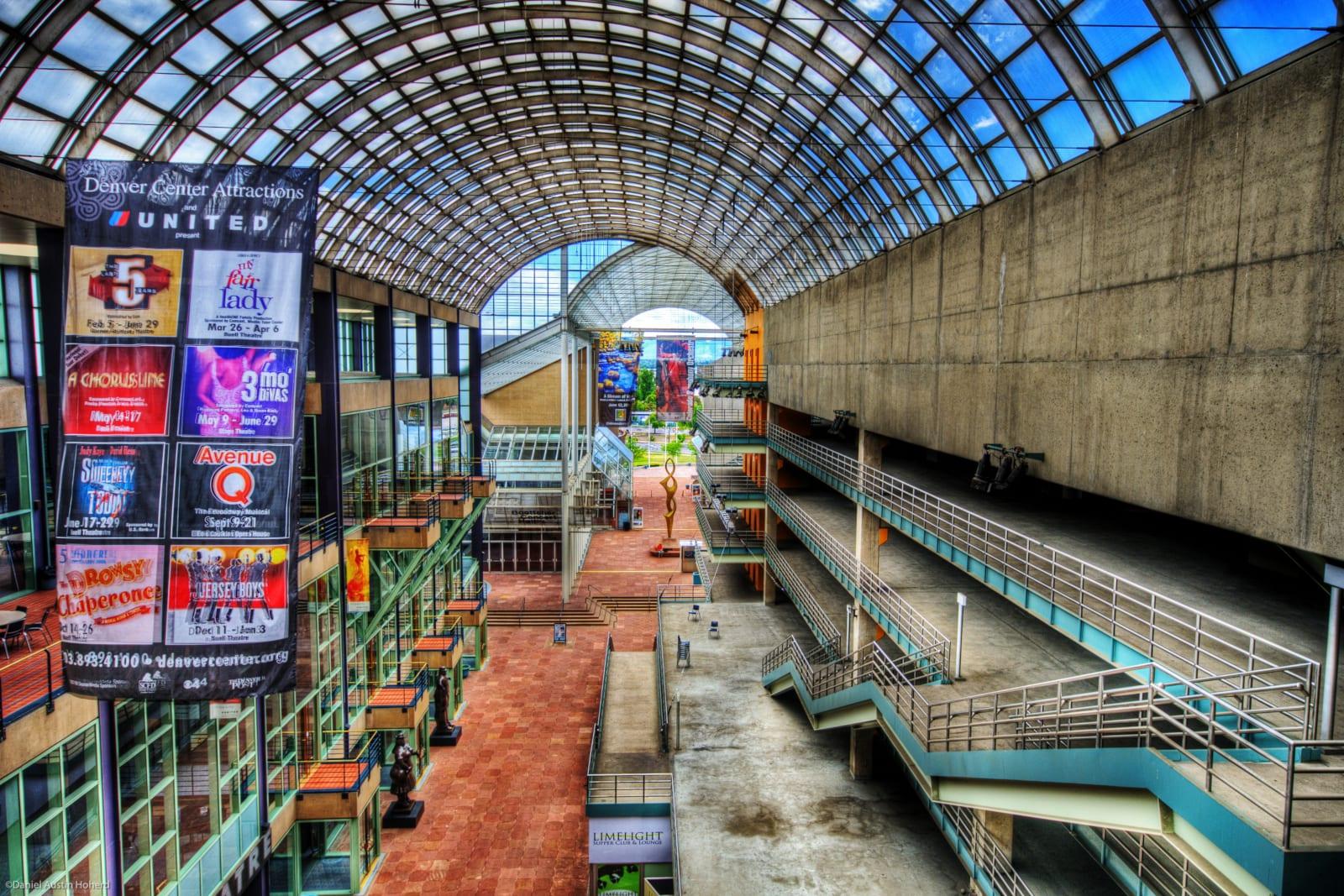Culture Attraction Denver Performing Arts Complex
