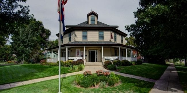 Currier Inn Bed and Breakfast Greeley