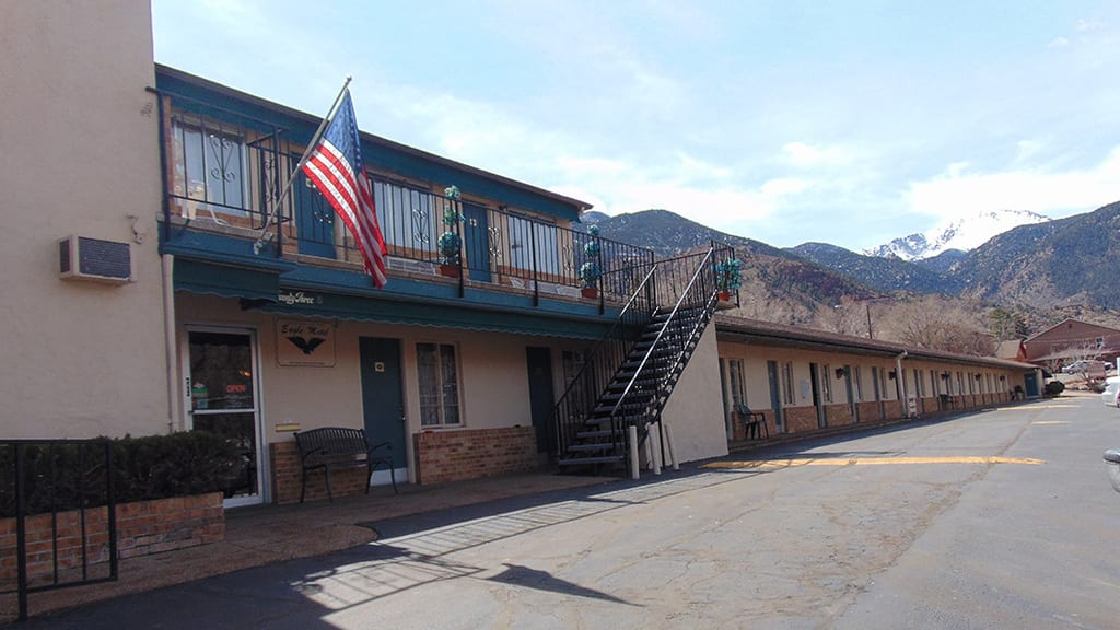 Eagle Motel Manitou Springs