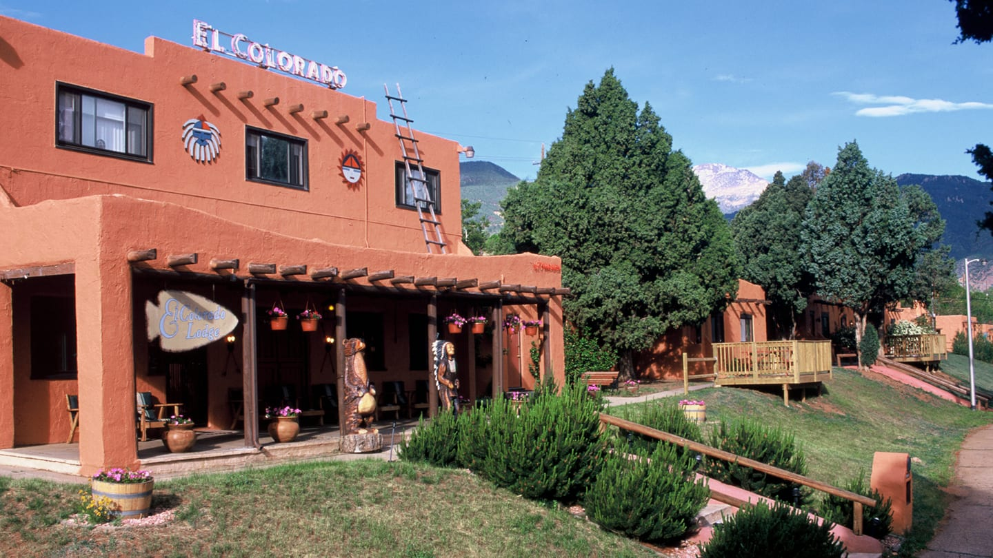El Colorado Lodge Manitou Springs